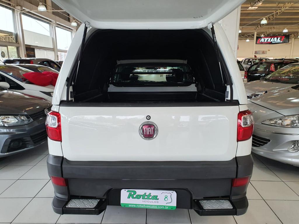 Imagem do veículo FIAT STRADA 1.4 HARD WORKING CS  2018 -
