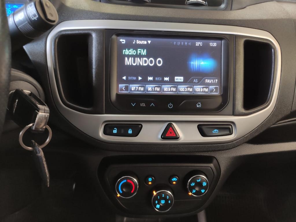 Imagem do veículo CHEVROLET SPIN 1.8 ACTIV 4P AUTOMÁTICO 2015 - VERSÃO MAIS COMPLETA