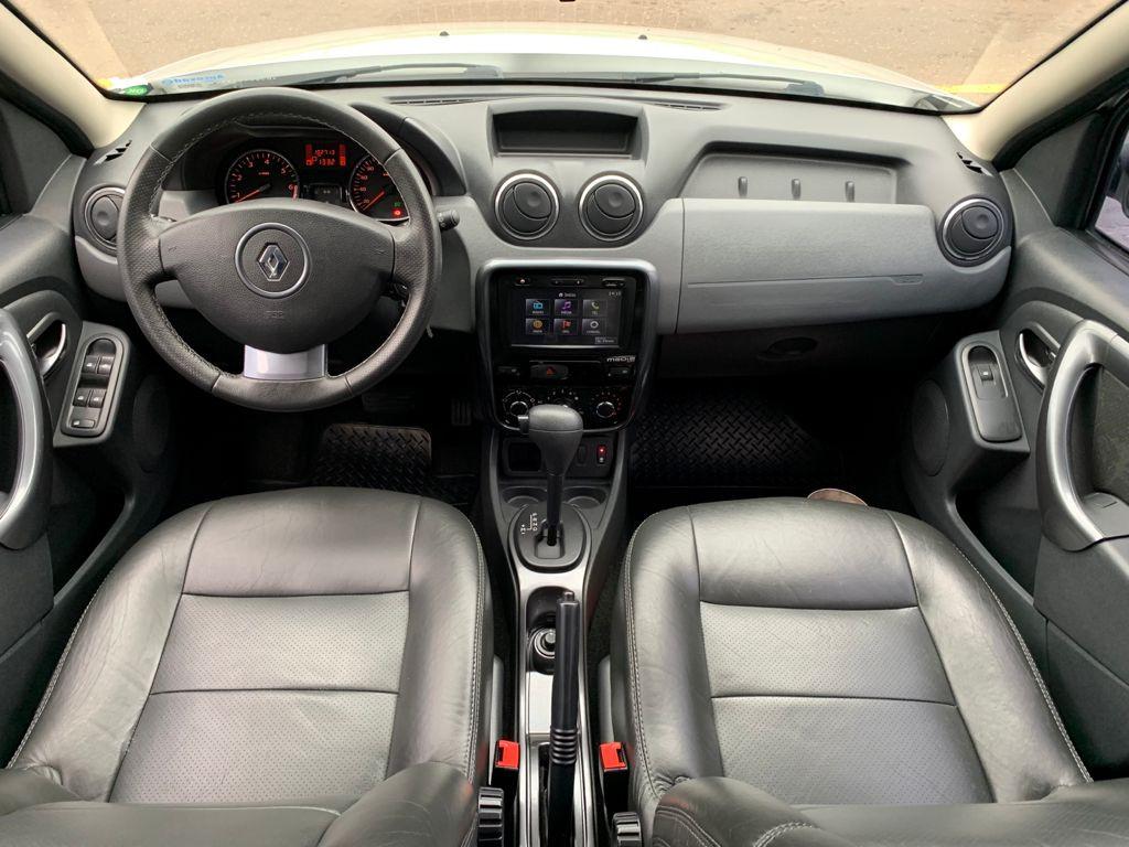 Imagem do veículo RENAULT DUSTER 2.0 TECH ROAD 4X2 16V FLEX 4P AUTOMÁTICO - RECHEADO DE OPCIONAIS - EXCELENTE CUSTO BENECIFIO!!!