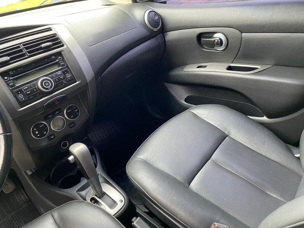 Imagem do veículo NISSAN GRAND LIVINA 1.8 SL 16V FLEX 4P AUTOMÁTICO