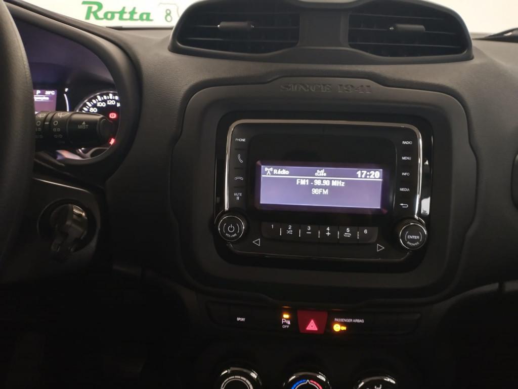 Imagem do veículo RENEGADE 1.8 16V FLEX SPORT 4P AUTOMÁTICO - COM APENAS 37 MIL KM !!!