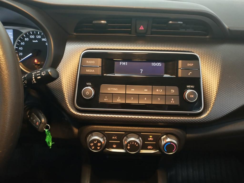 Imagem do veículo KICKS 1.6 16V FLEXSTART S 4P MANUAL