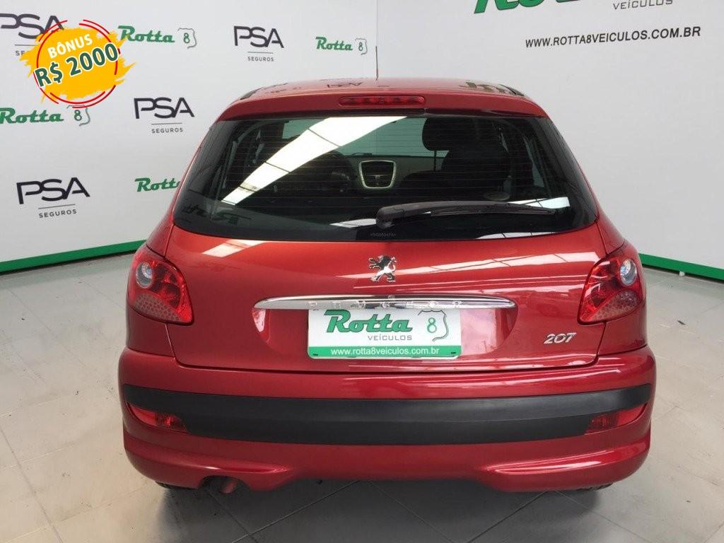 Imagem do veículo 207 1.4 XR S FLEX - CONFIRA !!!