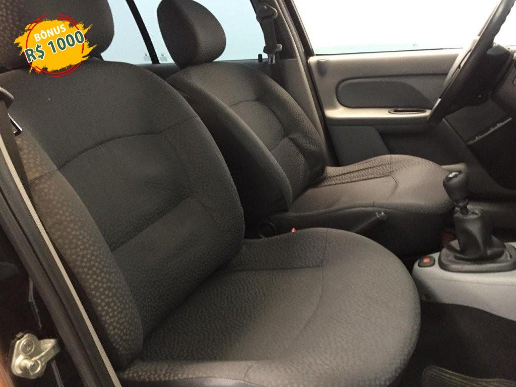 Imagem do veículo CLIO 1.0 CAMPUS 16V FLEX 4P + ARCOND + DIR HID !!!