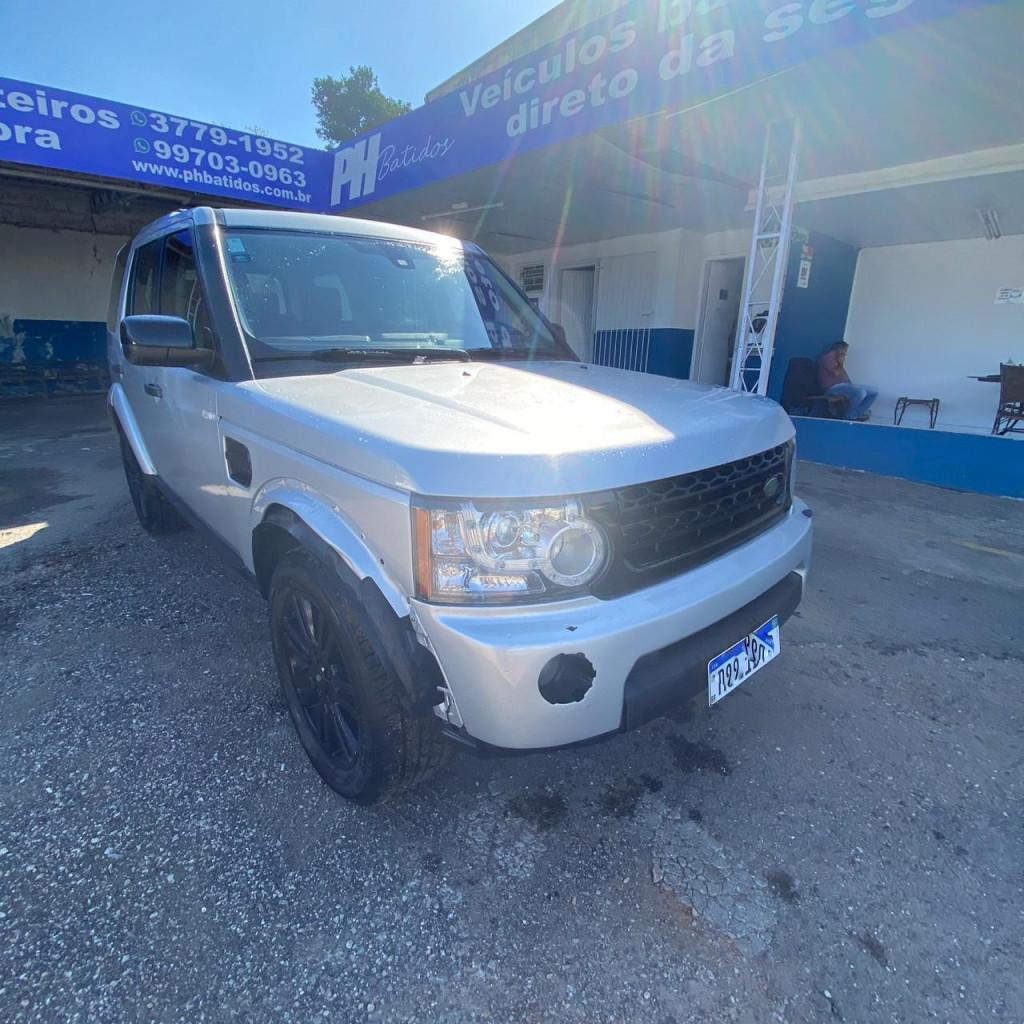 LAND ROVER DISCOVERY 4 2.7 SE 4X4 V6 36V TURBO DIESEL 4P AUTOMÁTICO