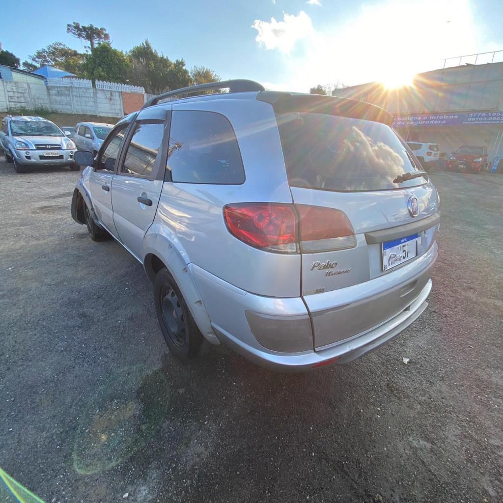 Imagem do veículo FIAT PALIO 1.6 TREKKING WEEKEND 16V FLEX 4P AUTOMÁTICO