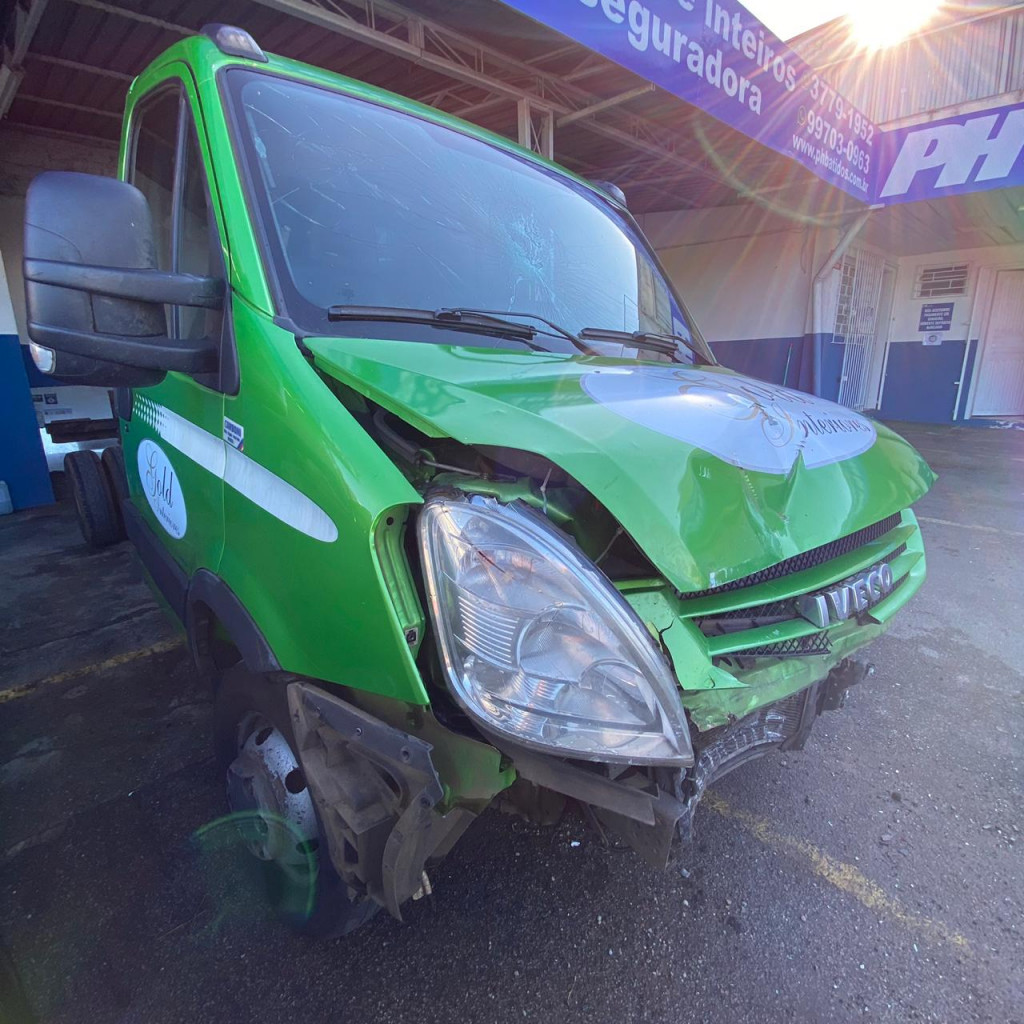 IVECO DAILY 55C16 CHASSI CABINE TURBO INTERCOOLER DIESEL 2P MANUAL