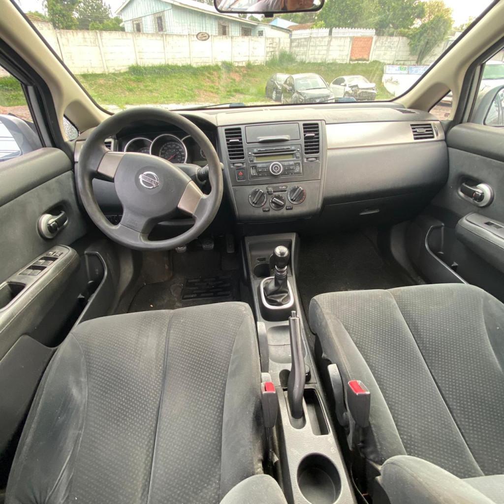 Imagem do veículo NISSAN TIIDA 1.8 S 16V FLEX 4P AUTOMÁTICO
