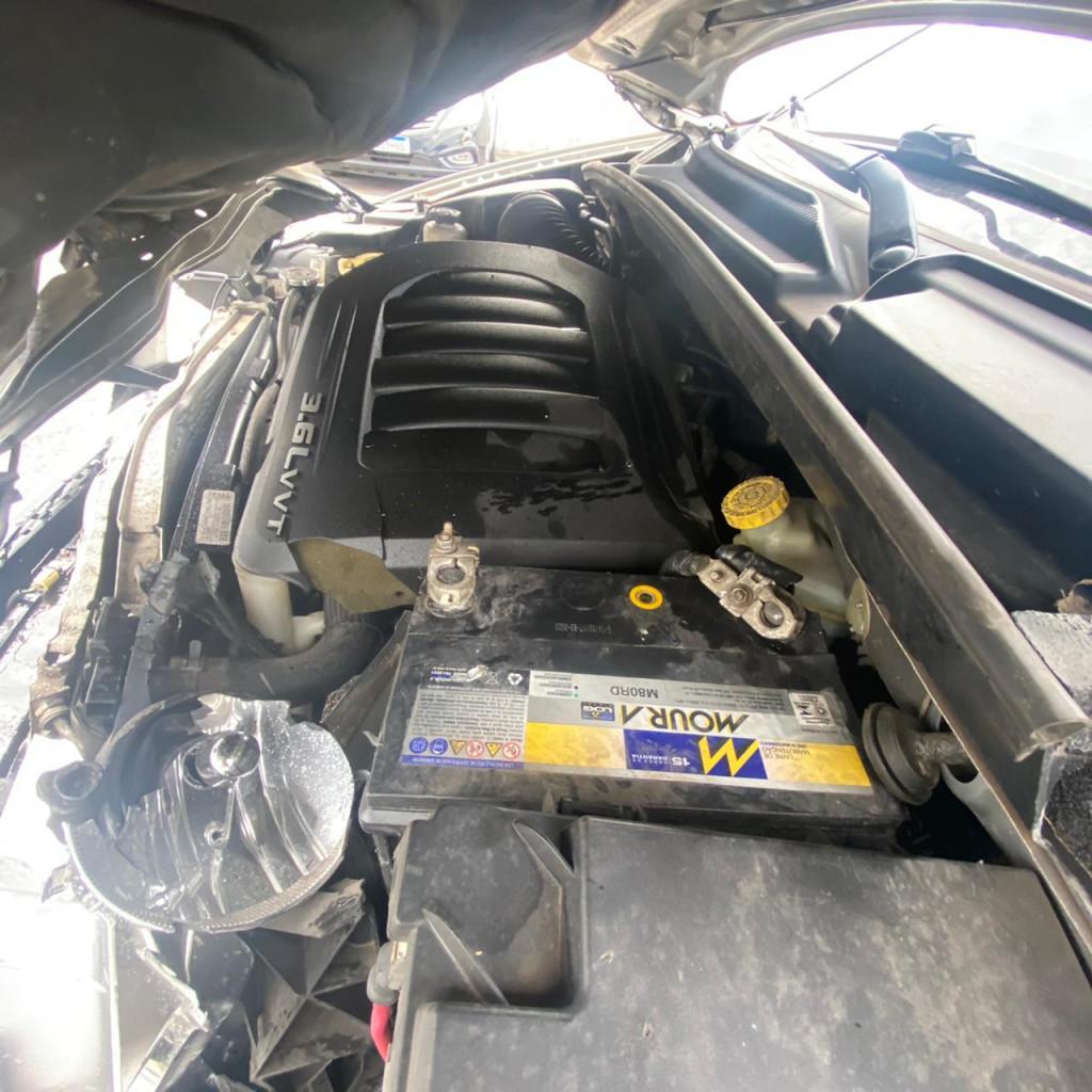 Imagem do veículo CHRYSLER TOWN & COUNTRY 3.6 TOURING V6 24V GASOLINA 4P AUTOMÁTICO