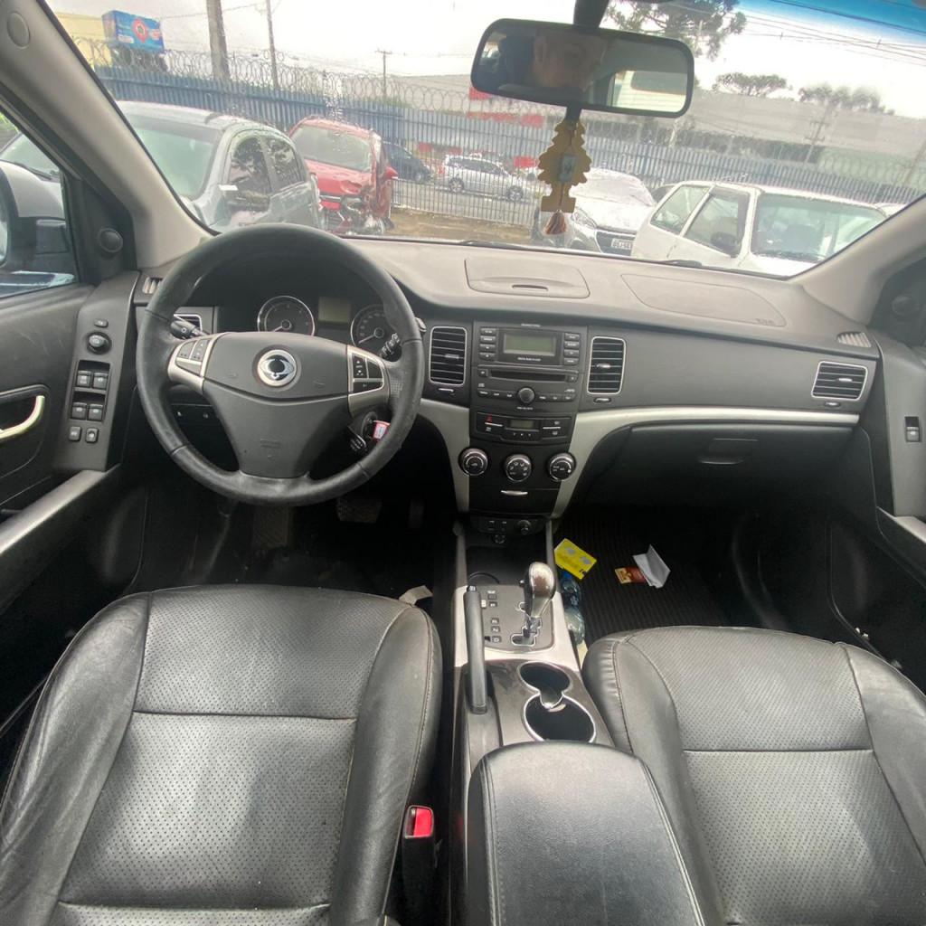 Imagem do veículo SSANGYONG KORANDO 2.0 GL 16V GASOLINA 4P AUTOMÁTICO
