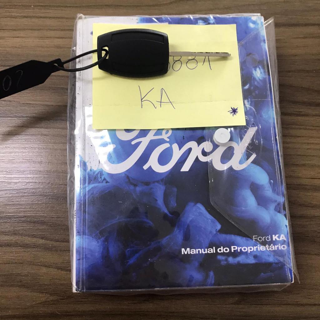 Imagem do veículo FORD KA 1.0 SE PLUS 12V FLEX 4P MANUAL