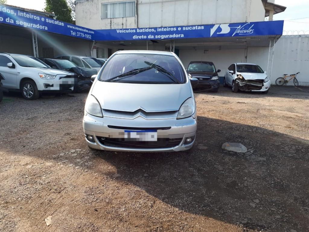 Imagem do veículo CITROËN XSARA PICASSO 1.6 i glx 16v flex 4p manual
