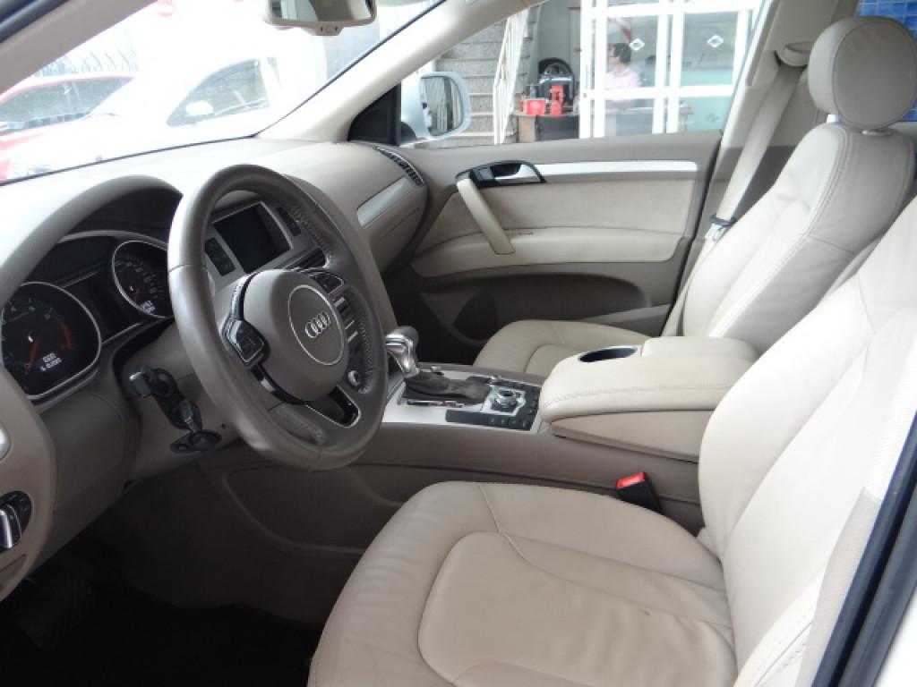 Imagem do veículo AUDI Q7 3.0 TFSI AMBITION V6 24V GASOLINA 4P TIPTRONIC
