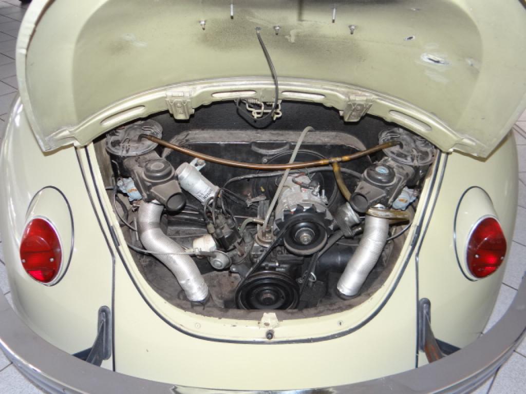Imagem do veículo VOLKSWAGEN FUSCA 1.3 8V ÁLCOOL 2P MANUAL