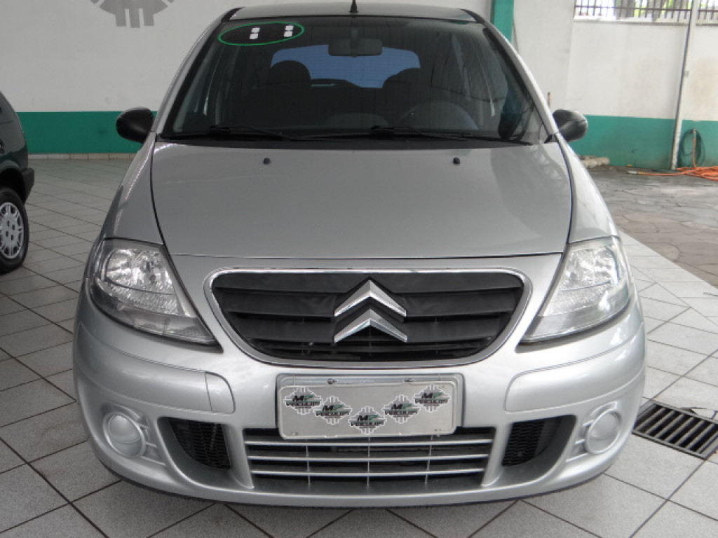 CITROËN C3 1.4 I GLX 8V GASOLINA 4P MANUAL