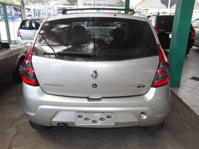 Imagem do veículo SANDERO VIBE 1.6 - 2010 - COMPLETO