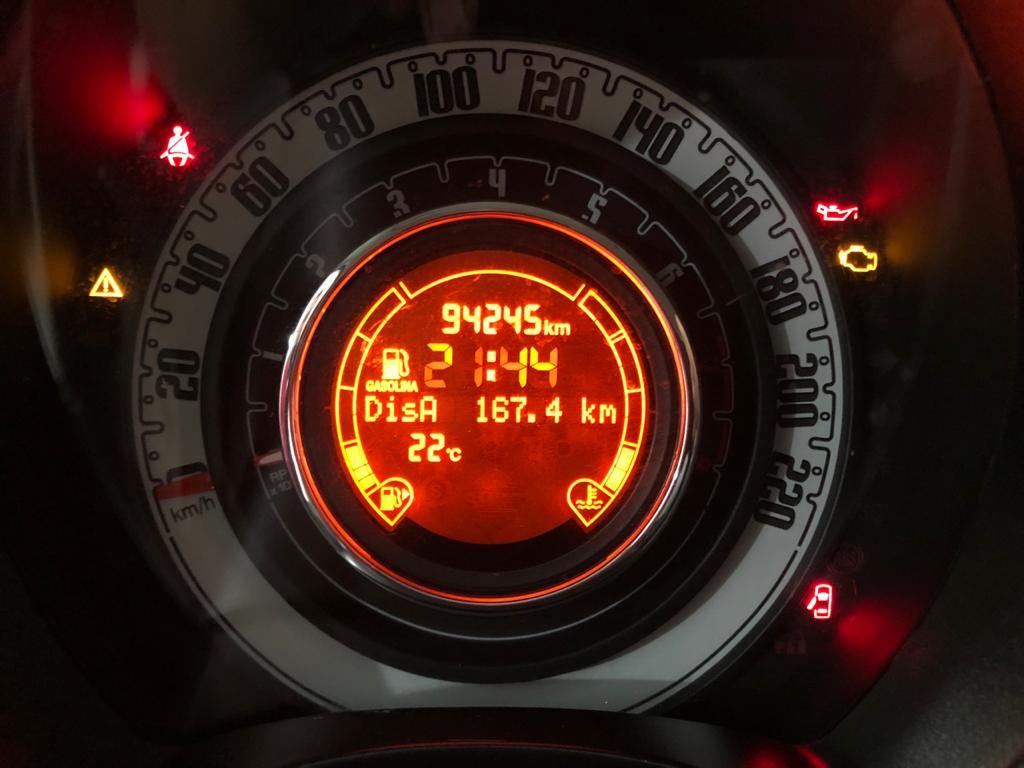 Imagem do veículo FIAT 500 1.4 CULT 8V FLEX 2P MANUAL