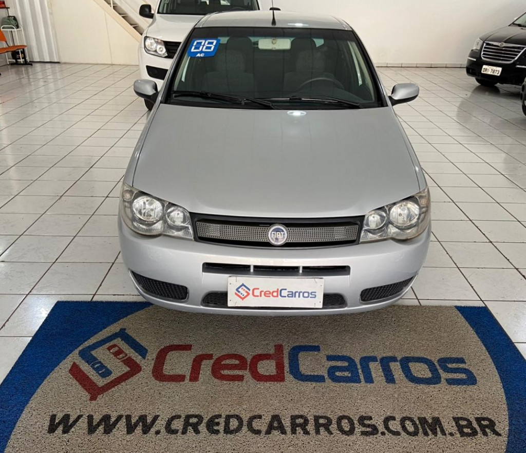 FIAT PALIO 1.0 MPI FIRE CELEBRATION  4P MANUAL COM AR CONDICIONADO