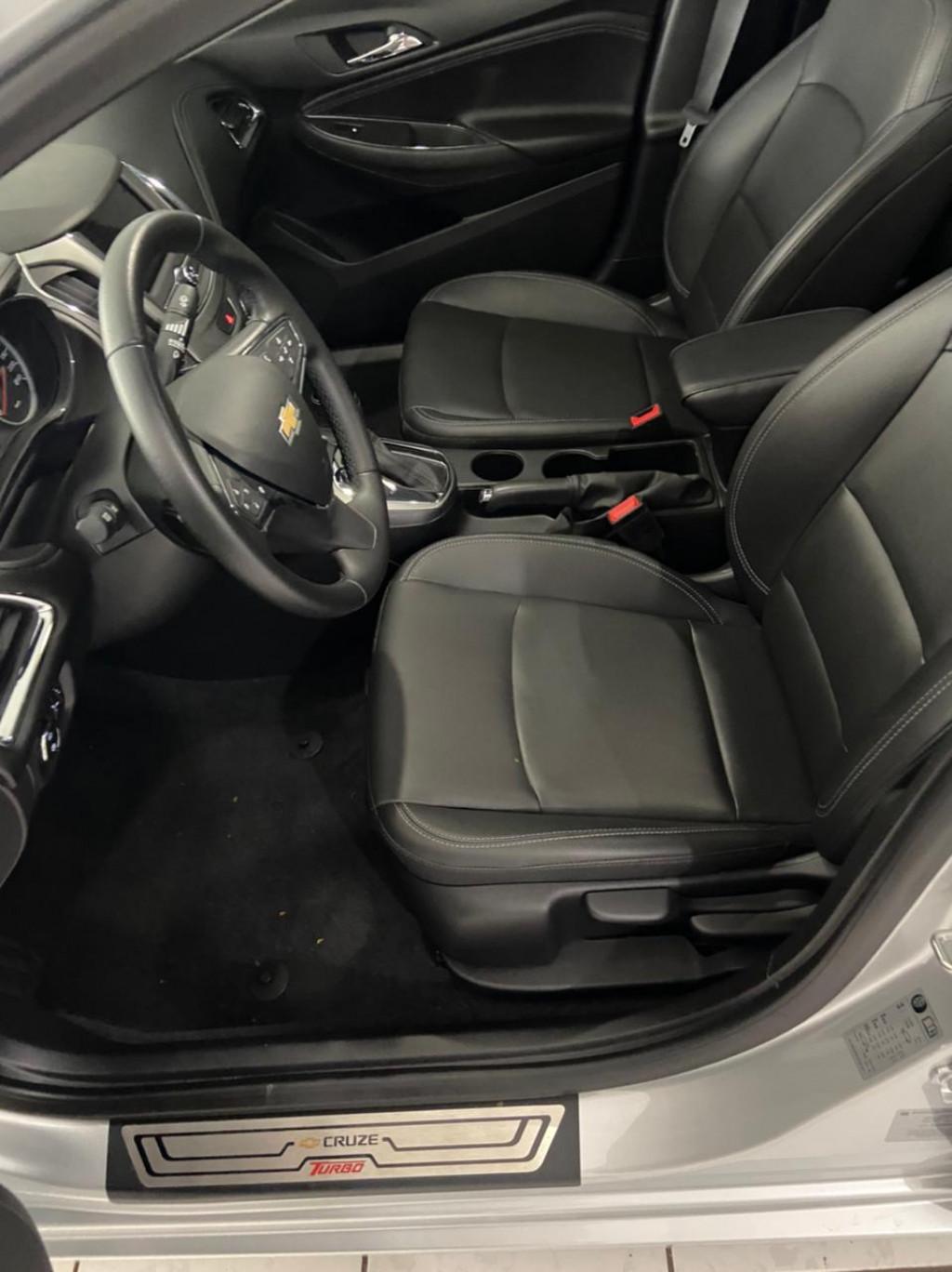 Imagem do veículo CHEVROLET CRUZE 1.4 TURBO LT AUTOMATICO