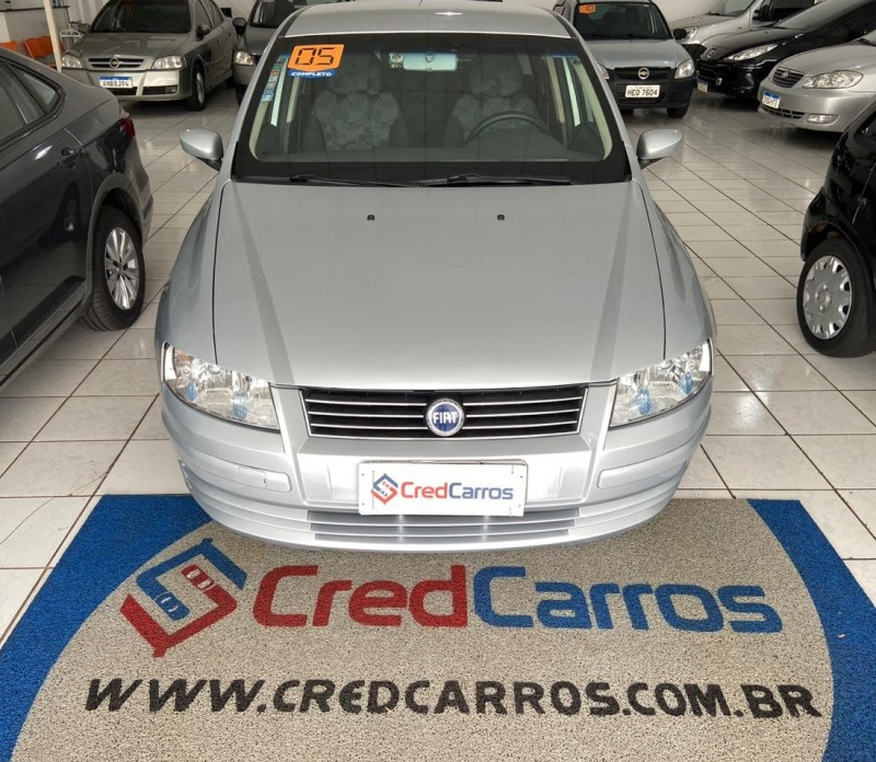 FIAT STILO 1.8 MPI 8V GASOLINA 4P MANUAL