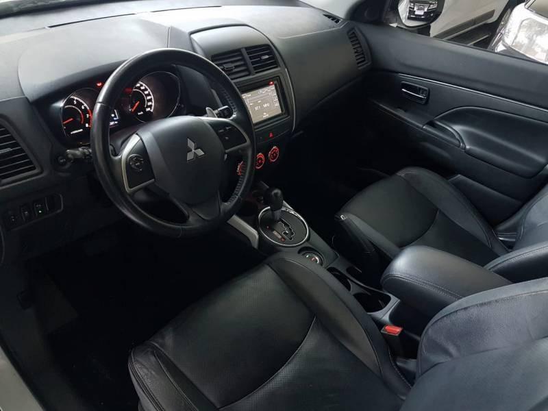 Imagem do veículo ASX 2.0 GASOLINA 4WD 4P AUTOMATICA