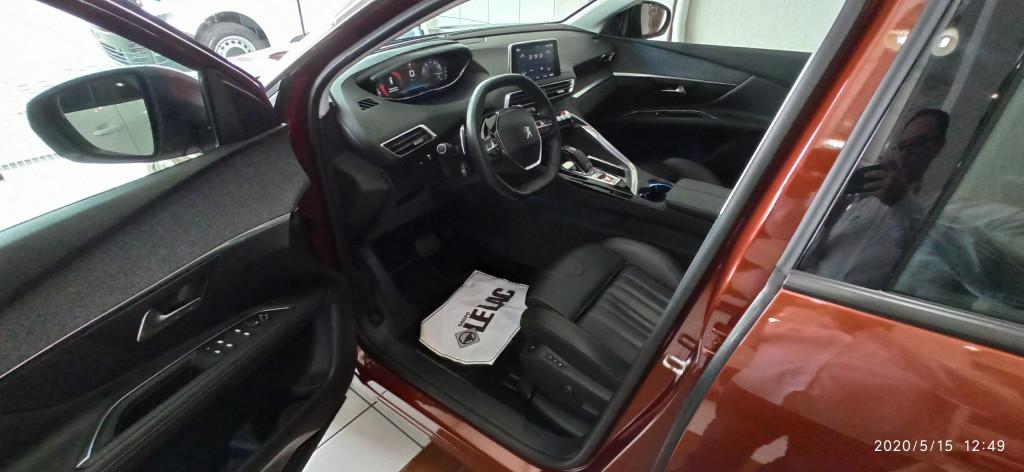 Imagem do veículo PEUGEOT 3008 1.6 GRIFFE THP 16V GASOLINA 4P AUTOMÁTICO