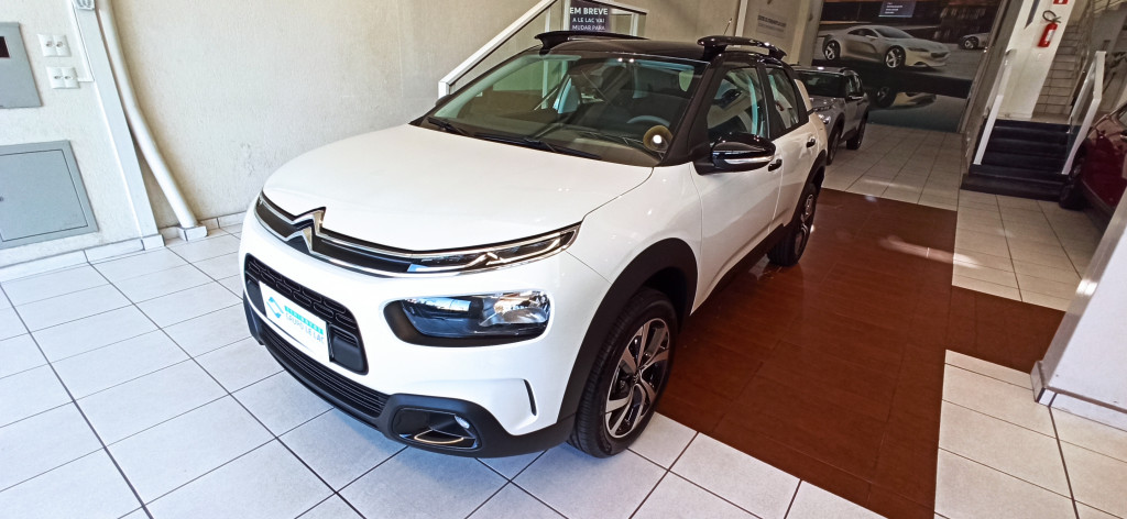 Imagem do veículo CITROËN C4 CACTUS 1.6 VTI 120 FLEX FEEL PACK EAT6