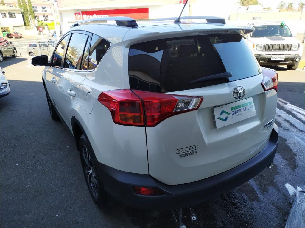 Imagem do veículo TOYOTA RAV4 2.5 4X4 16V GASOLINA 4P AUTOMÁTICO
