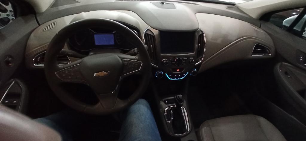 Imagem do veículo CHEVROLET CRUZE 1.4 TURBO LTZ 16V FLEX 4P AUTOMÁTICO