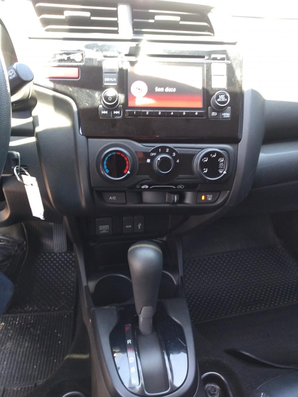 Imagem do veículo HONDA FIT 1.5 ex 16v gasolina 4p automatico