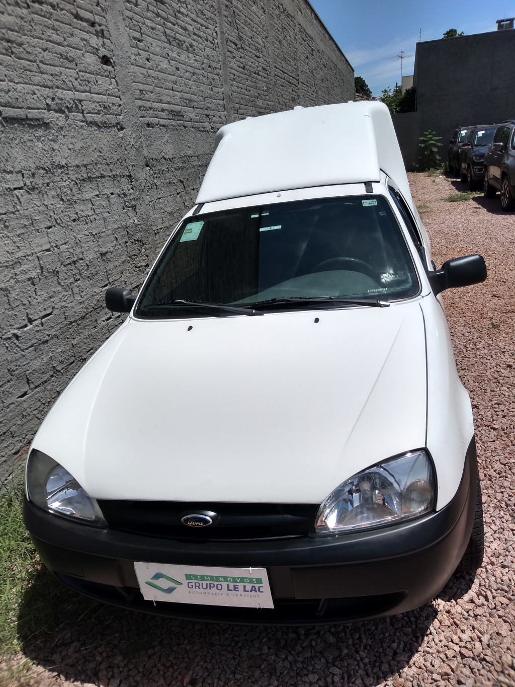 FORD COURIER 1.6 L 8V FLEX MANUAL