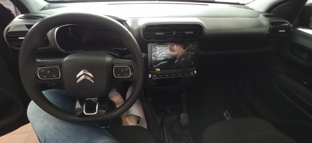 Imagem do veículo CITROËN C4 CACTUS 1.6 VTI 120 FLEX FEEL MANUAL