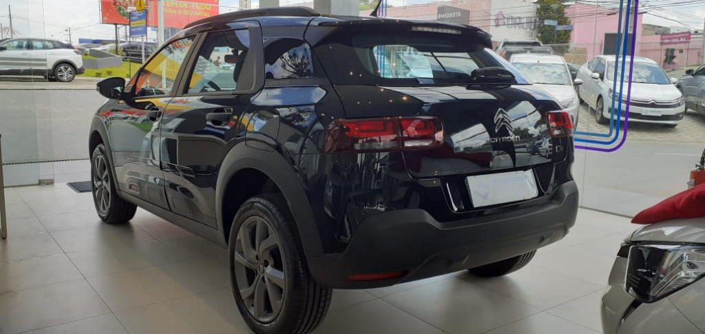 Imagem do veículo CITROËN C4 CACTUS 1.6 VTI 120 FLEX FEEL MANUAL