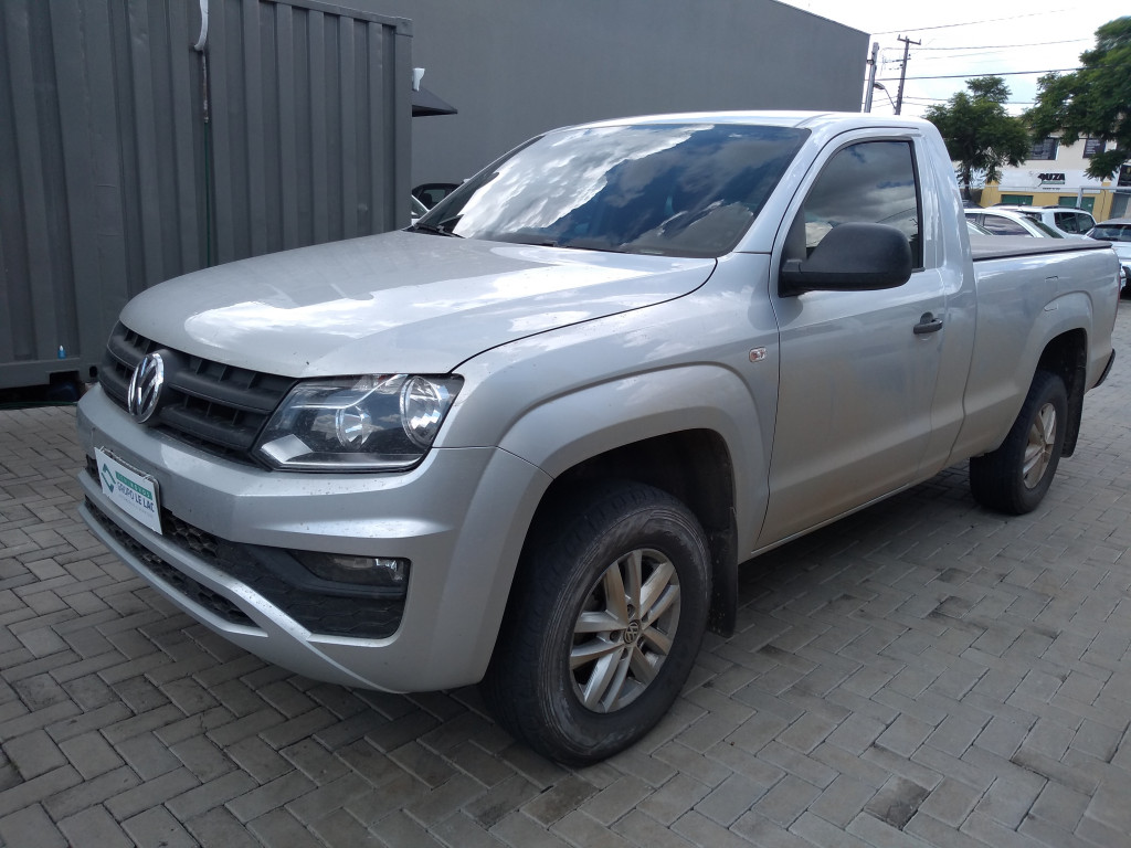 VOLKSWAGEN AMAROK 2.0 4X4 CS 16V TURBO INTERCOOLER DIESEL 2P MANUAL