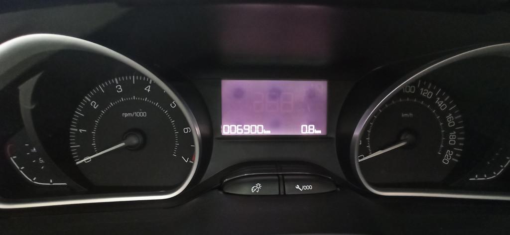 Imagem do veículo 208 1.6 griffe 16v flex AT6