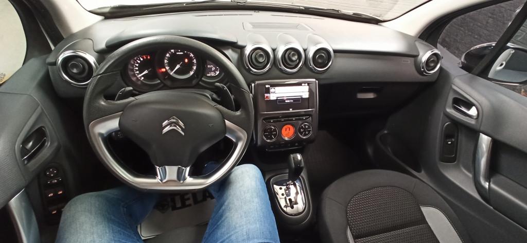 Imagem do veículo C3 1.6 exclusive 16v flex 4p automatico