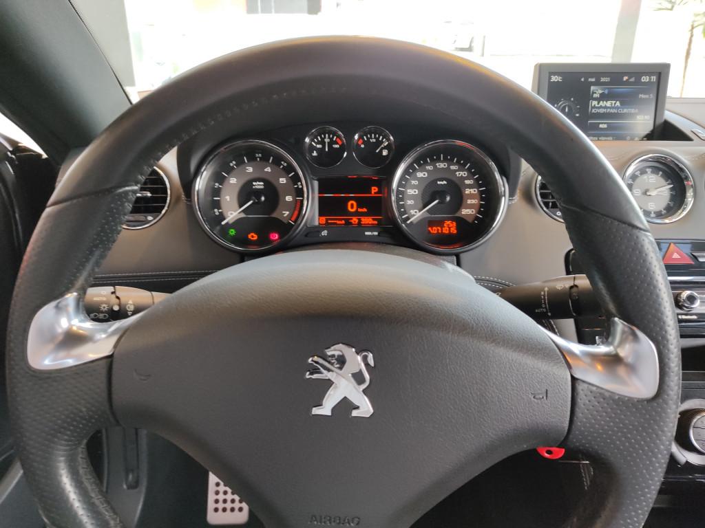 Imagem do veículo PEUGEOT RCZ 1.6 16V TURBO GASOLINA 2P AUTOMÁTICO