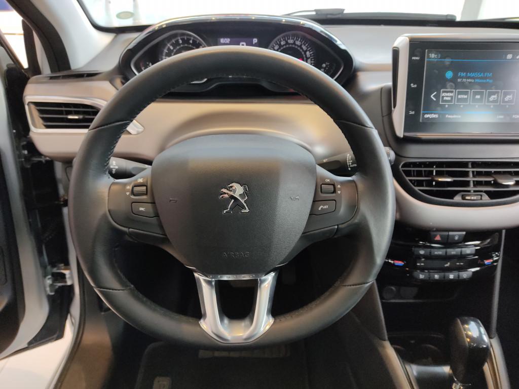 Imagem do veículo PEUGEOT 208 1.6 16V FLEX GRIFFE AT6