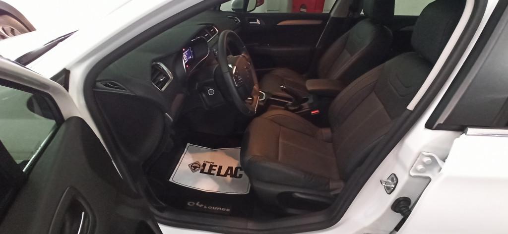 Imagem do veículo CITROËN C4 LOUNGE 1.6 THP FLEX FEEL PACK BVA