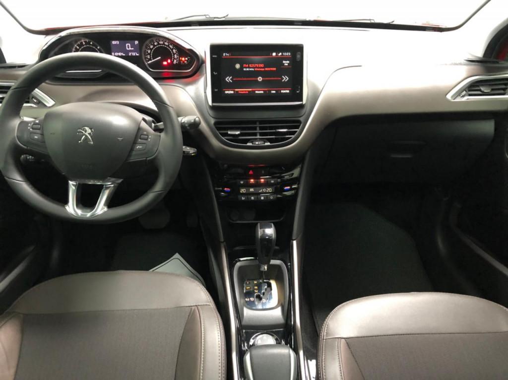 Imagem do veículo PEUGEOT 2008 1.6 16V THP FLEX GRIFFE 4P AUTOMÁTICO