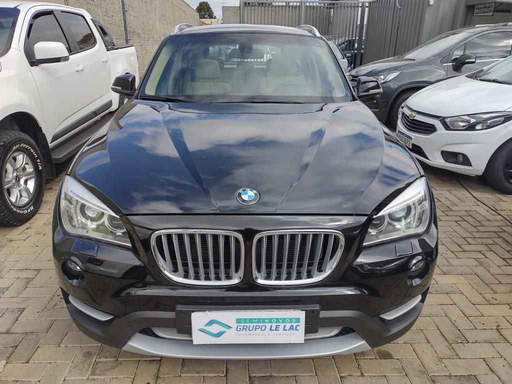 BMW X1 2.0 16V TURBO ACTIVEFLEX SDRIVE20I GP 4P AUTOMÁTICO