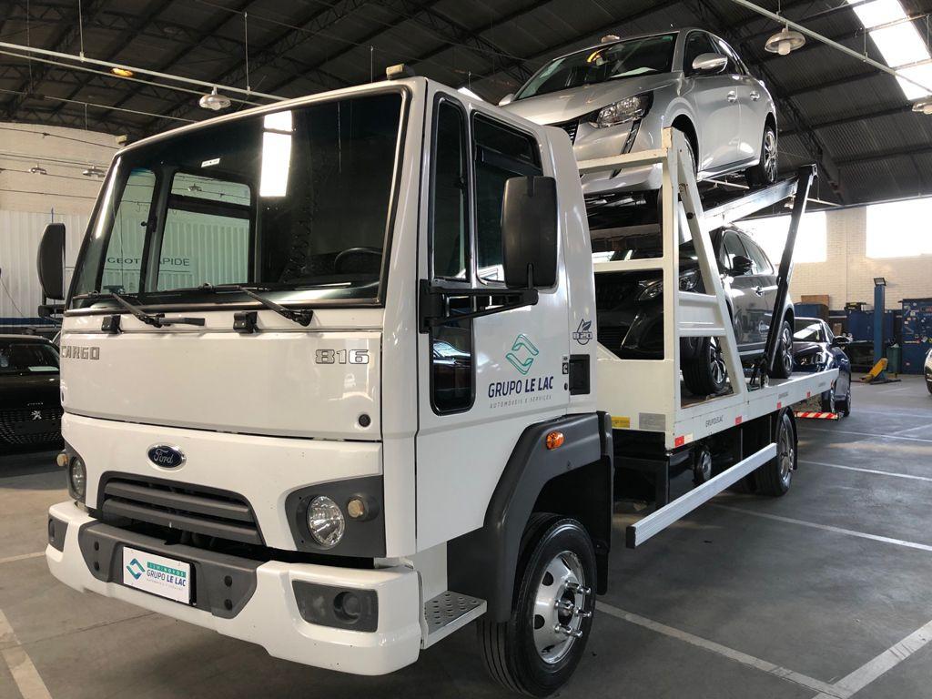 FORD Cargo 816 S PLATAFORMA