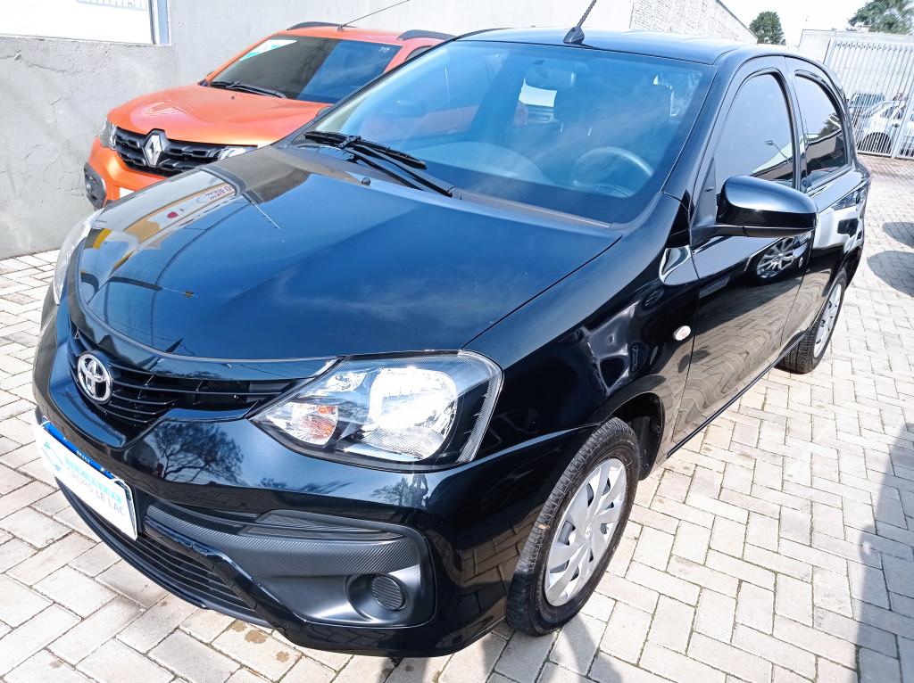 Imagem do veículo TOYOTA ETIOS 1.3 X 16V FLEX 4P AUTOMÁTICO