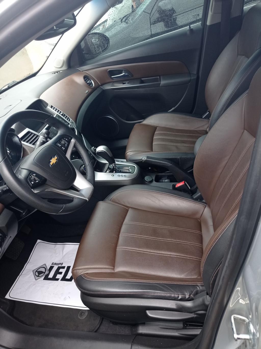 Imagem do veículo CHEVROLET CRUZE 1.8 LTZ 16V FLEX 4P AUTOMÁTICO