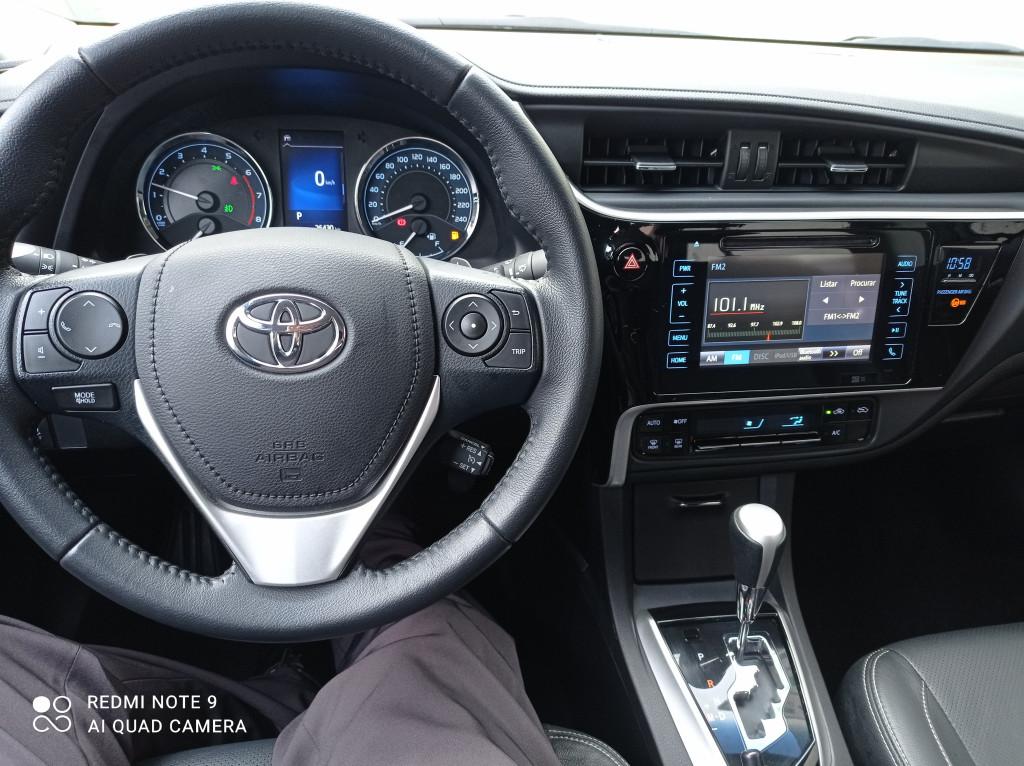 Imagem do veículo TOYOTA COROLLA 1.8 XEI 16V FLEX 4P AUTOMÁTICO