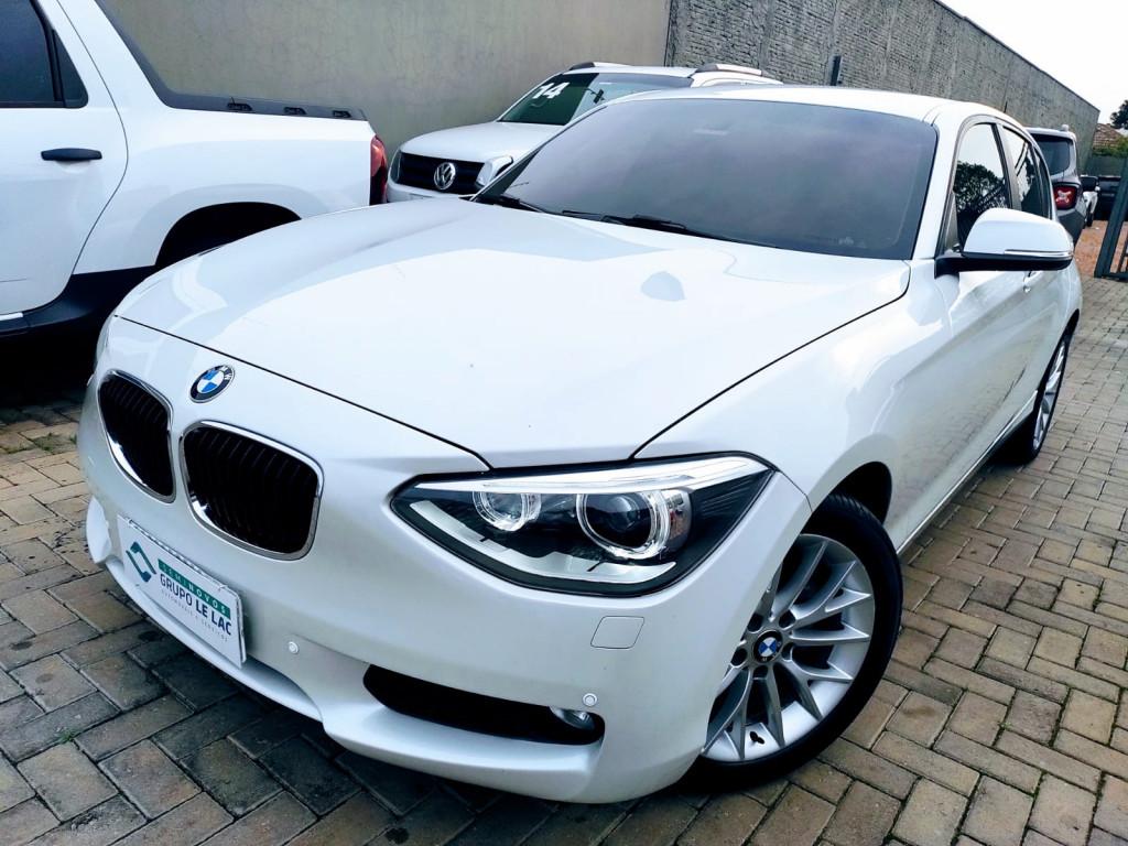 Imagem do veículo BMW 118i 1.6 16V TURBO GASOLINA 4P AUTOMÁTICO