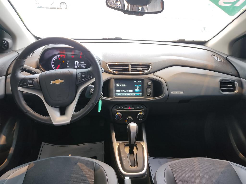 Imagem do veículo CHEVROLET ONIX 1.4 MPFI ACTIV 8V FLEX 4P AUTOMÁTICO