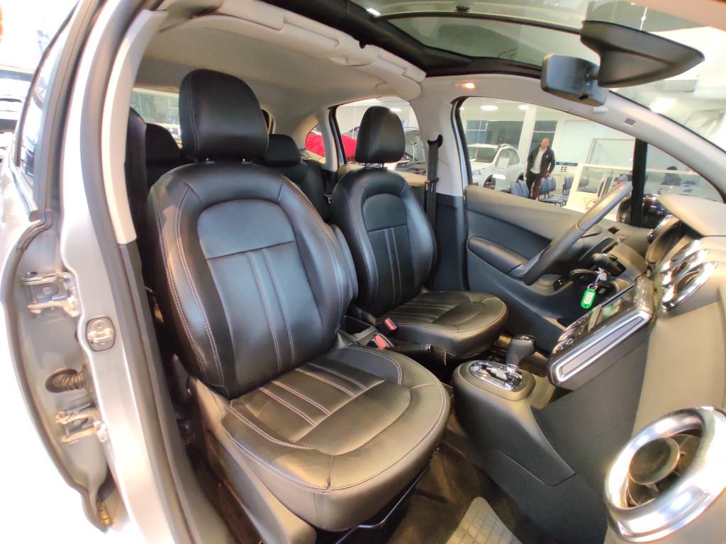 Imagem do veículo CITROËN C3 1.6 EXCLUSIVE 16V FLEX 4P AUTOMÁTICO