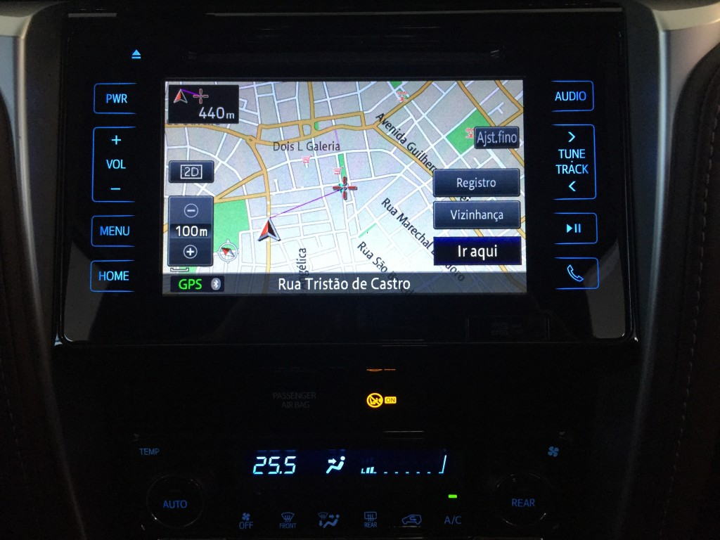 Imagem do veículo TOYOTA / HILUX SW4 2.8 SRX 4X4 16V TURBO INTERCOOLER DIESEL  AUTOMÁTICO - 2017/17