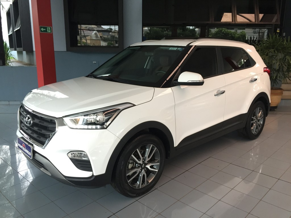 Hyundai Creta 2 0 Flex 2017 Em Uberaba Monte Carlo Veiculos